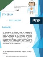 Evaluacion Pae Pawer Poing
