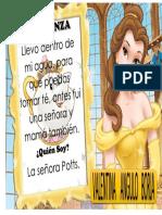 Adivinanza Valentina