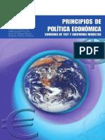 Principios de Politica Economica