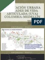 Trabajo Urbanistica - Uva Medellin - Grupo 3