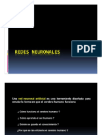 Itroducción a las Redes Neuronales
