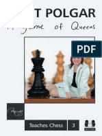 Teaches Chess-3.a Game of Queens [Polgar,2014lossy]