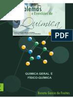 Problemas e exercícios de química