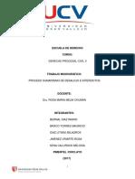 Derecho Procesal Civil II Copia (1)