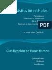 Parasitos Hematicos, Intestinales y hongos de importancia medica