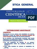 10. Distribuciones Muestrales (1)