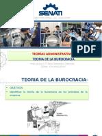 4. Teorias Administrativas, Burocracia, Rh y Comportamiento