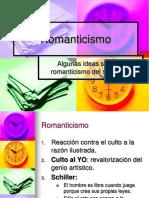 11.Romanticismo y Filosofia de Hegel