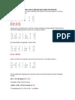 Cálculo de La Inversa Con El Método de Gauss Con Pivoteo (1)