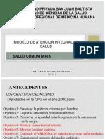 11 Clase Mais Salud Comunitaria 2015-1