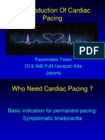 3. Introduction of Pacing
