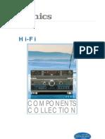 Catalog Technics 98-99
