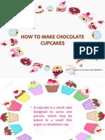 How to Make Chocolate Cupcake