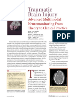 133328132 Crit Care Nurse 2011 Traumatic Brain Injury Advanced Multimodal Neuromonitoring From Theory to Clinical Practice
