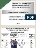 13 Clase a. i. Adolescente s. c. 2015-1
