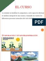 EVAPORACION - EVOTRANSPIRACION-1