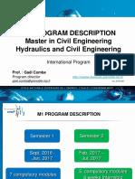 M1 HCE Program Description