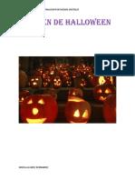 Origen de Halloween g