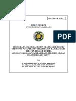 Proposal Ibm Kelompok Petani Karet Di Desa Air Merah 2016