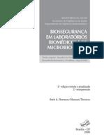 Biosseguranca Lab Oratorios Bio Medicos Microbiologia