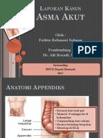 asma akut