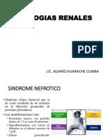 Clase 7 Patologías Renales