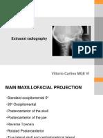 Radiograhy maxillo