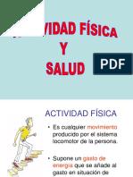 actividad fisica naturaleza