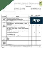 Plan Semanal-Gestiòn Individual Del 17 Al 21 de Marzo 2014..