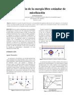 Reporte 4 - Determinación de la energía libre estandar de micelización - Fisicoquímica 3.docx