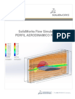 Flow Simulation Report
