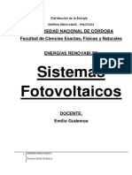 Apunte Sistemas Fotovoltaicos