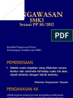 Pengawasan SMK3