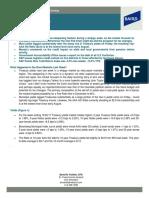 Municipal Bond Market Commentary