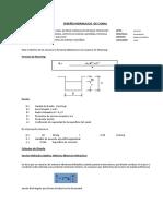 1.- Diseño Hidraulico de Canal
