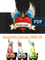 economicsurvey2009-10budget2010-11-100331100850-phpapp02