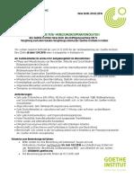 2016-02-09 Goethe-Institut Delhi Sachbearbeiterin Bildungskooperation Deutsch1