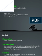Virtualisation -- pour un data centre flexible