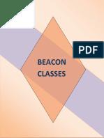 BEACON Classes