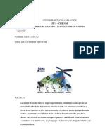Comunicación Satelital_aplicaciones y Servicios