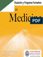 Licenciado en Medicina 2013