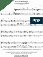 Sailors Hornpipe (Fiddle, Mandolin).pdf