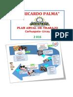 Pat Ricardo Palma 2016