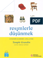 Temple Grandin - Resimlerle Düşünmek Otizmin İçerden Anlatımı