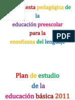 La Propuesta Pedagógica de La