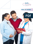 Pregnancy Care- ApolloCradle Patient Guide
