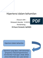 156359571 Hipertensi Dalam Kehamilan Ppt