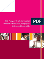who policy on tb infection control 2009.pdf