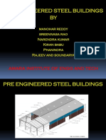 Design of Peb structure