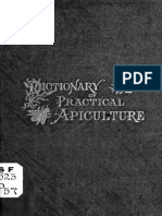 A Dictionary of Practical Apiculture 1884